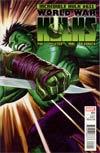 Incredible Hulk Vol 3 #611 Regular John Romita Jr Cover (World War Hulks Tie-In)