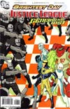 Justice League Generation Lost #8 Cover A Regular Cliff Chiang Cover (Brightest Day Tie-In)