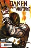 Daken Dark Wolverine #1 Incentive Gabriele Dell Otto Variant Cover (Wolverine Goes To Hell Tie-In)