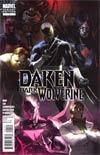 Daken Dark Wolverine #1 Incentive Marko Djurdjevic Variant Cover (Wolverine Goes To Hell Tie-In)