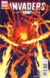 Invaders Now #1 Incentive Sal Buscema Variant Cover