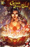 Grimm Fairy Tales #50 Cover C Franchesco