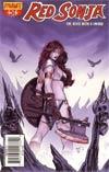 Red Sonja Vol 4 #51 Regular Paul Renaud Cover