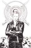 True Blood #3 Incentive Joe Corroney Virgin Sketch Cover