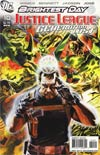 Justice League Generation Lost #10 Incentive Kevin Maguire Variant Cover (Brightest Day Tie-In)