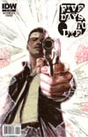 5 Days To Die #4 Cover A Regular Gabriele Dell Otto Cover