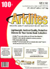 Bill Cole ARKLITES Super Golden Age Size 1-mm Mylar Bags 100-Count