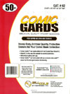 Bill Cole COMIC GARDS Super Golden Age Size 4-mm Mylar Sleeves 50-Count