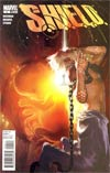 S.H.I.E.L.D. Vol 2 #4 Regular Gerald Parel Cover