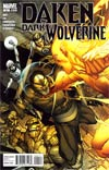 Daken Dark Wolverine #4 Regular Giuseppe Camuncoli Cover (Wolverine Goes To Hell Tie-In)
