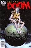 Edge Of Doom #2 Regular Kelley Jones Cover