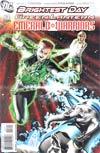 Green Lantern Emerald Warriors #3 Regular Rodolfo Migliari Cover (Brightest Day Tie-In)