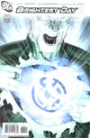 Green Lantern Vol 4 #58 Incentive Alex Garner Variant Cover (Brightest Day Tie-In)