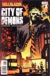 John Constantine Hellblazer City Of Demons #1