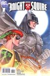 Knight & Squire #1 Incentive Billy Tucci Variant Cover