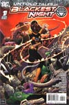 Untold Tales Of Blackest Night #1 Incentive Ethan Van Sciver Variant Cover