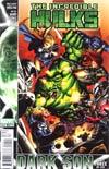 Incredible Hulks #614 Regular Carlo Pagulayan Cover