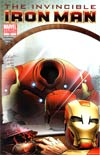 Invincible Iron Man #31 Incentive Salvador Larroca Vampire Variant Cover