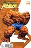 New Avengers Vol 2 #5 Incentive Stuart Immonen Variant Cover