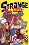Strange Tales (Indie Anthology) Vol 2 #1