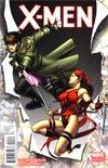 X-Men Vol 3 #4 Incentive Paco Medina Variant Cover (X-Men Curse Of The Mutants Tie-In)