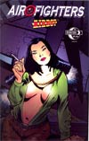 Airfighters #2 Cover B Incentive Valkryie Hottie Cover
