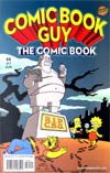 Comic Book Guy The Comic Book The Collectors Edition #4