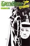 Green Hornet Strikes #4 Cover B Incentive John Cassaday Black & White & Green Cover