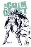 Grim Ghost Vol 2 #0 Sketch Cover