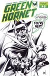 Kevin Smiths Green Hornet #3 Cover G DF Exclusive Ultra Limited Actual Death Variant Cover