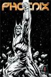 Phoenix Vol 2 #0 Sketch Cover