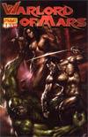 Warlord Of Mars #1 Regular Lucio Parrillo Cover