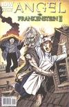 Angel vs Frankenstein II Regular John Byrne Cover