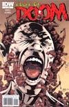 Edge Of Doom #1 Regular Kelley Jones Cover