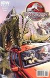 Jurassic Park Redemption #4 Regular Cover A