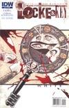 Locke & Key Keys To The Kingdom #2 Incentive Gabriel Rodriguez Variant Cover