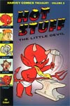 Harvey Comics Treasury Vol 2 Hot Stuff The Little Devil & Friends TP
