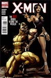 X-Men Vol 3 #3 2nd Ptg Paco Medina Variant Cover (X-Men Curse Of The Mutants Tie-In)