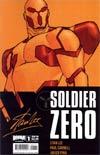 Stan Lees Soldier Zero #1 Regular Cover B