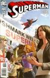 Superman Vol 3 #704 Incentive Gene Ha Variant Cover