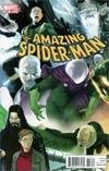Amazing Spider-Man Vol 2 #646 Cover A Regular Marko Djurdjevic Cover