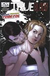 True Blood #3 NYCC 2010 Exclusive David Messina Variant Cover