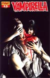 Vampirella Vol 4 #3 Regular Rodolfo Migliari Cover