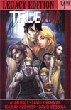 True Blood #1 Legacy Edition Regular J Scott Campbell Cover