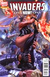 Invaders Now #3 Regular Alex Ross Cover