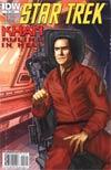 Star Trek Khan Ruling In Hell #2 Regular Michael Stribling Cover