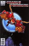 Transformers Vol 2 #13 Regular Cover B