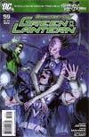 Green Lantern Vol 4 #59 Incentive Gene Ha Variant Cover (Brightest Day Tie-In)