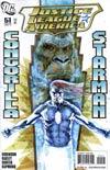 Justice League Of America Vol 2 #51 Incentive David Mack Variant Cover