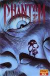 Last Phantom #3 Regular Alex Ross Cover
